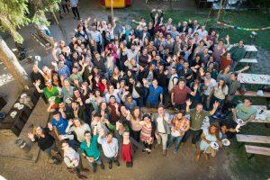 Netzwerk Welcome Weimar Sommerfest 2016