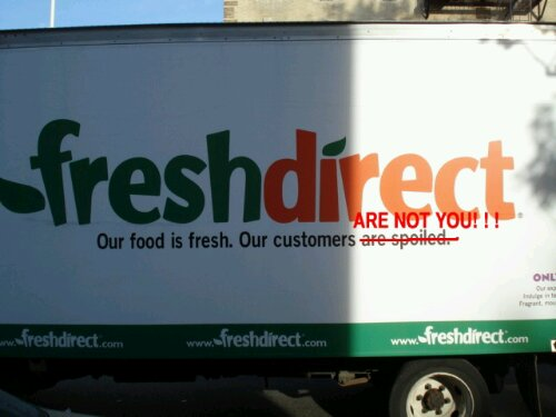 Fresh Direct South Bronx