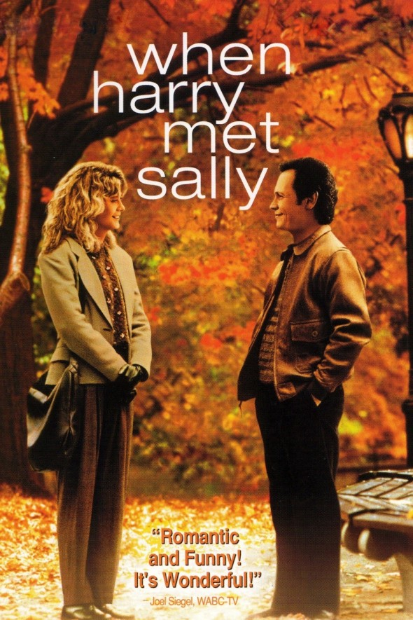 Does sex make it impossible for men and women to be true friends? This romantic comedy chronicles this dilemma through the eleven year relationship between Harry and Sally who meet in college, then pursue their own lives until they reconnect ten years later.