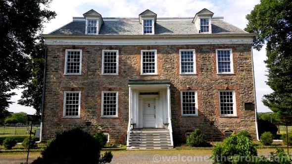 Van Cortlandt Manor where ghosts are said to haunt its centuries old walls.
