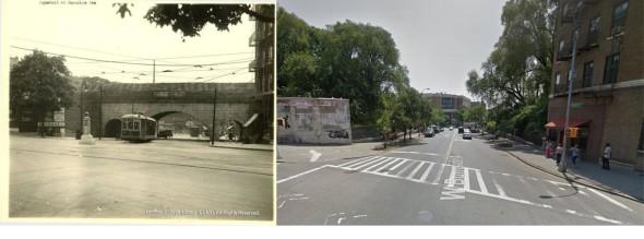 Burnside Ave & University Ave