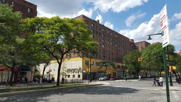 Macy's opened its second store right here in The Bronx in 1941 at Parkchester.