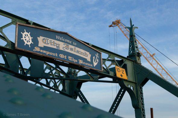 Old City Island Bridge/Image via New City Island Bridge Facebook Page