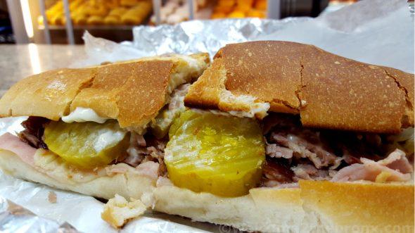 So far the best Cuban sandwich in the neighborhood