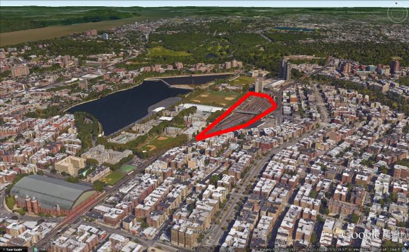 Concourse Yards and Surrounding Bedford Park, Kingsbridge Heights, Norwood, Van Cortlandt Village, Kingsbridge, Jerome Park, Woodlawn, Fordham and Riverdale