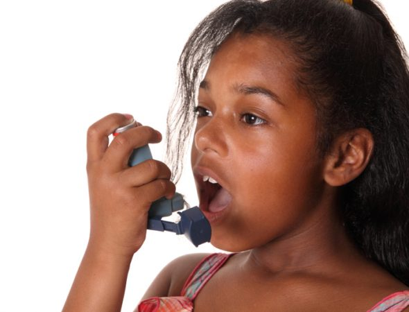 Too many of our children are suffering from asthma. One too many are dying. This is an all too common sight in our borough.