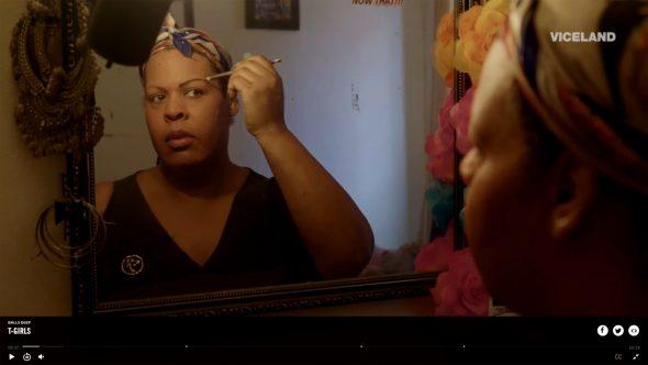 Bronx Transwoman, Chanel International/Viceland