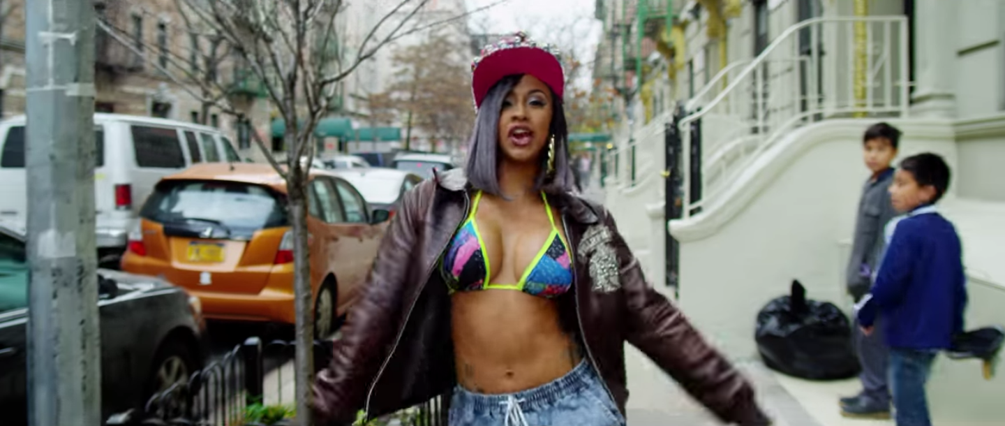 Bronx Cardi B: Bronx Born & Raised Rapper Cardi B Makes Billboard History