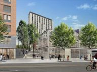 Renderings by Gilbane Development Corporation