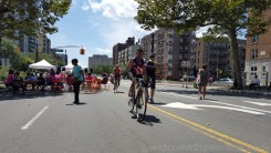 And more cyclists!