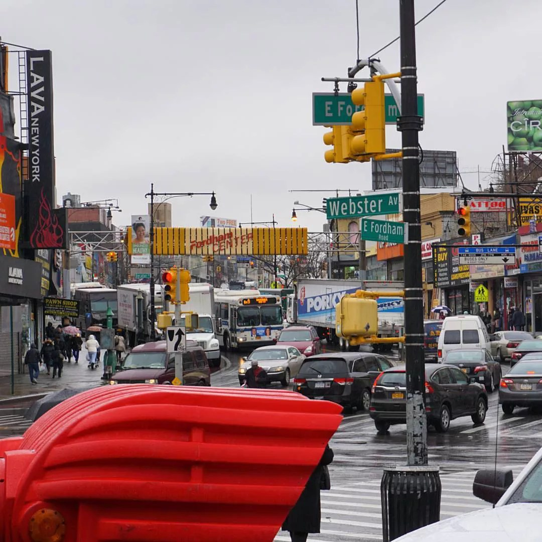 Report University Heights Fordham Are The Bronx S Most