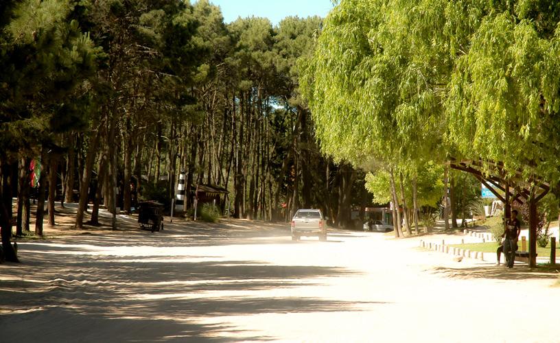 The Streets of Mar de las Pampas