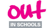 Out in Schools logo
