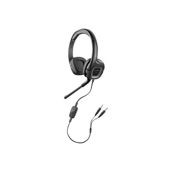 PLANTRONICS Casque-Micro Stéréo AUDIO 355 Anti bruit Jack