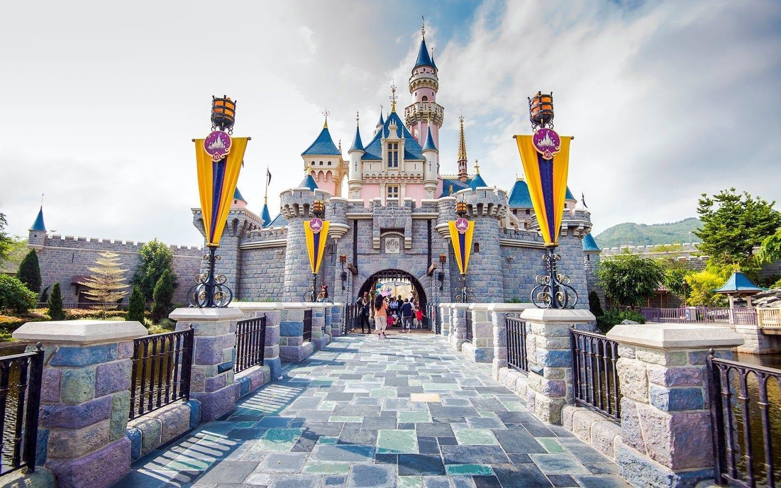 Getting From Hong Kong Airport To Disneyland