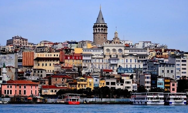 Getting From Sabiha Gokcen Airport To Istanbul City