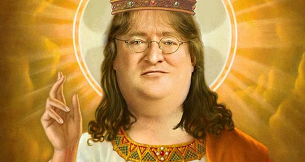 Gabe-as-Jesus
