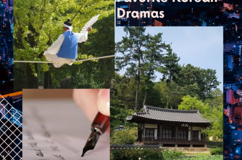 Favourite Korean Dramas