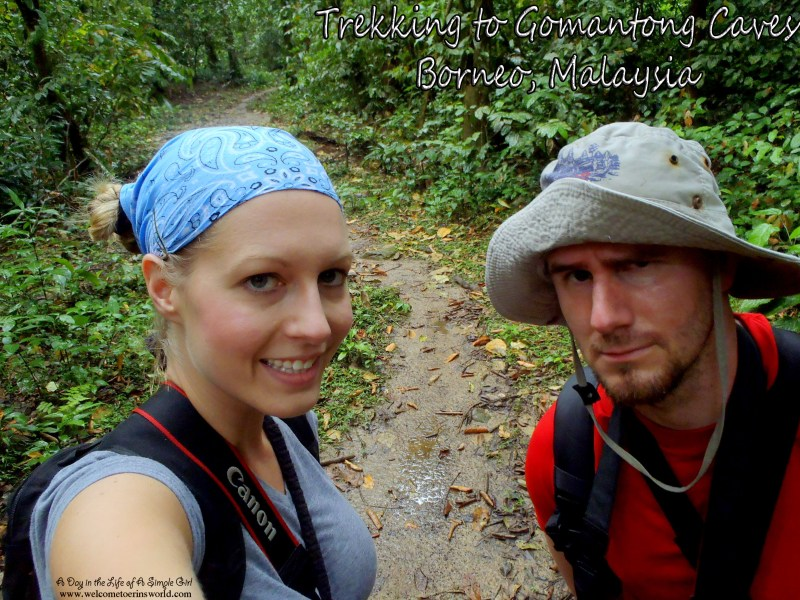 Selfies Through Asia | Trekking to Gomantong Caves in Borneo, Malaysia | www.welcometoerinsworld.com
