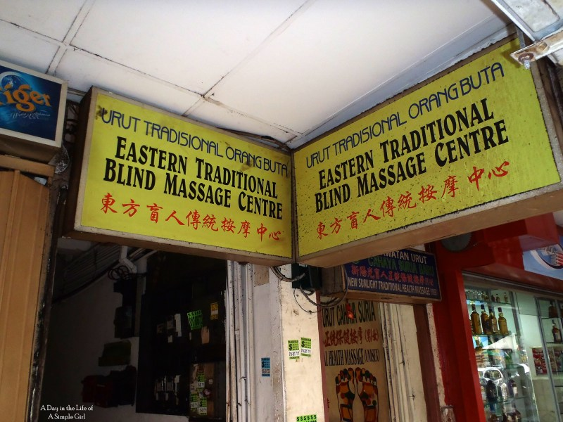 Eastern Traditional Blind Massage