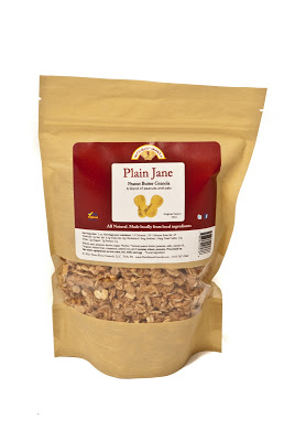 Nuts About  Granola~ Peanut Butter Granola Review