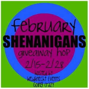 Feburuary Shenanigans Giveaway Hop