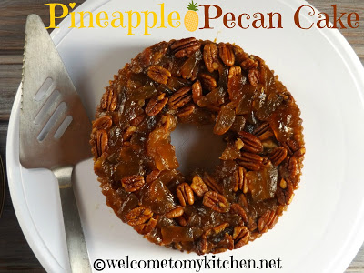 Pineapple Pecan Cake Review~ Collin Street Bakery