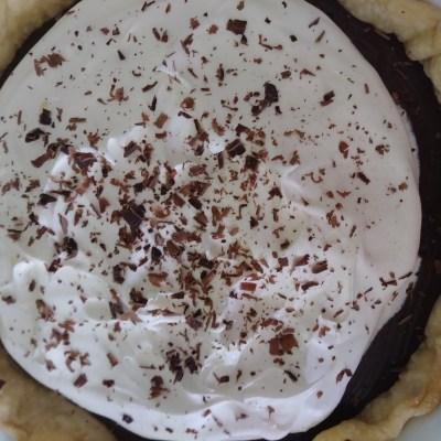 Pioneer Woman's Chocolate Pie