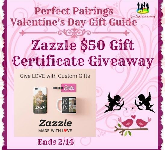 Zazzle $50 Gift Certificate Giveaway