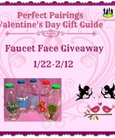 Faucet Face Giveaway 3Bottles Winner's Choice