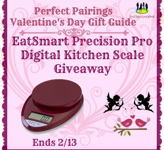 Enter To Win-Eat Smart  Digital Scale Giveaway
