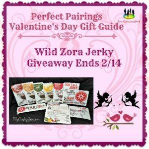 Wild Zora Jerky Giveaway
