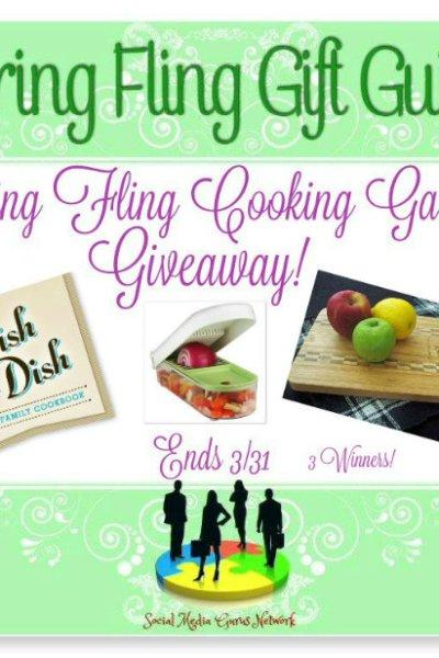 Spring Fling Cooking Gadgets Giveaway