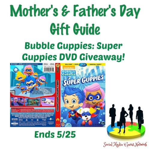 Super Guppies DVD Giveaway