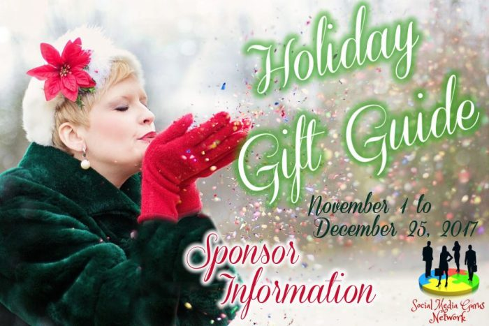 2017 Holiday Gift Guide Sponsor Information