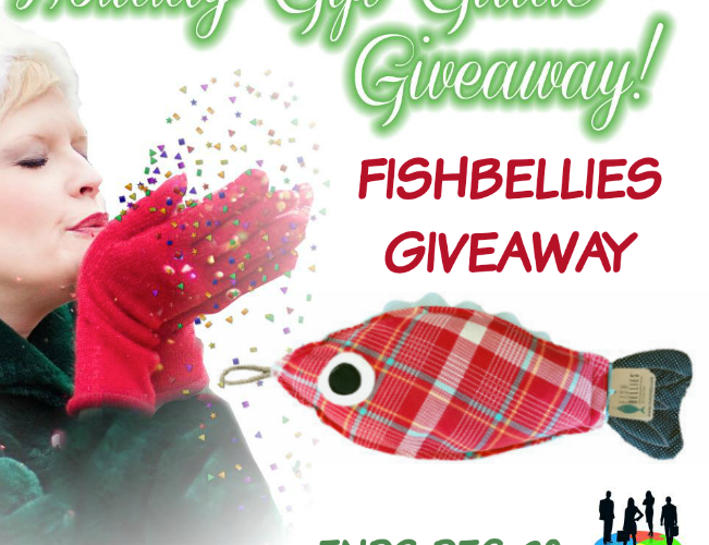 Welcome to the Fishbellies Giveaway @SMGurusNetwork @FishBellies