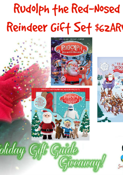 Rudolph the Red Nosed Reindeer Gift Giveaway @SMGurusNetwork