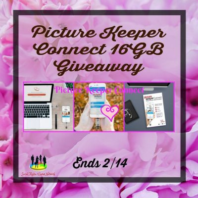 Picture Keeper Giveaway @SMGurusNetwork @picturekeeper