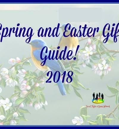 2018 Spring/Easter Gift Guide @SMGurusNetwork