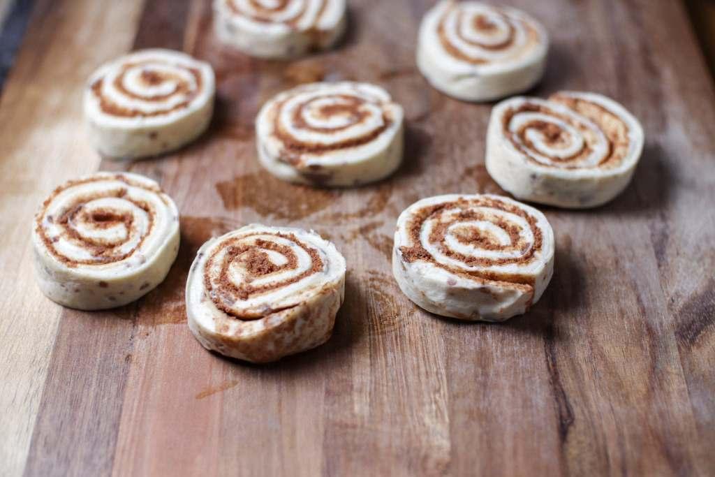 Cinnamon Roll dough
