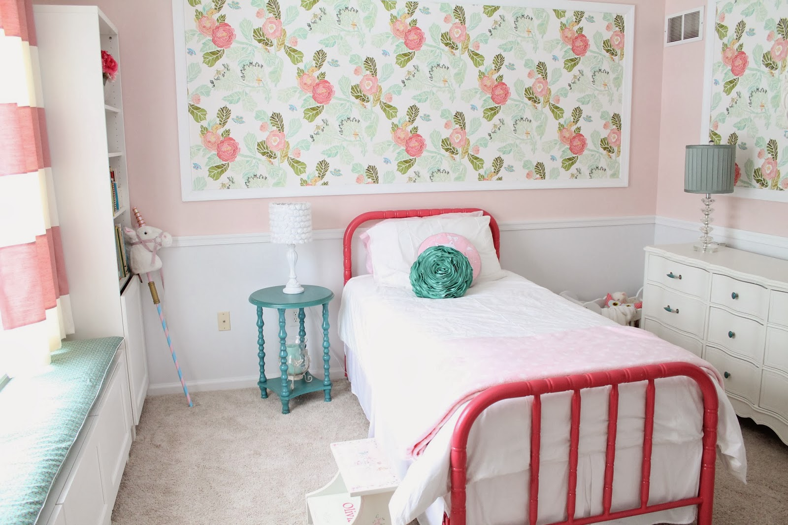 Ainsleys Anthropologie Inspired Bedroom