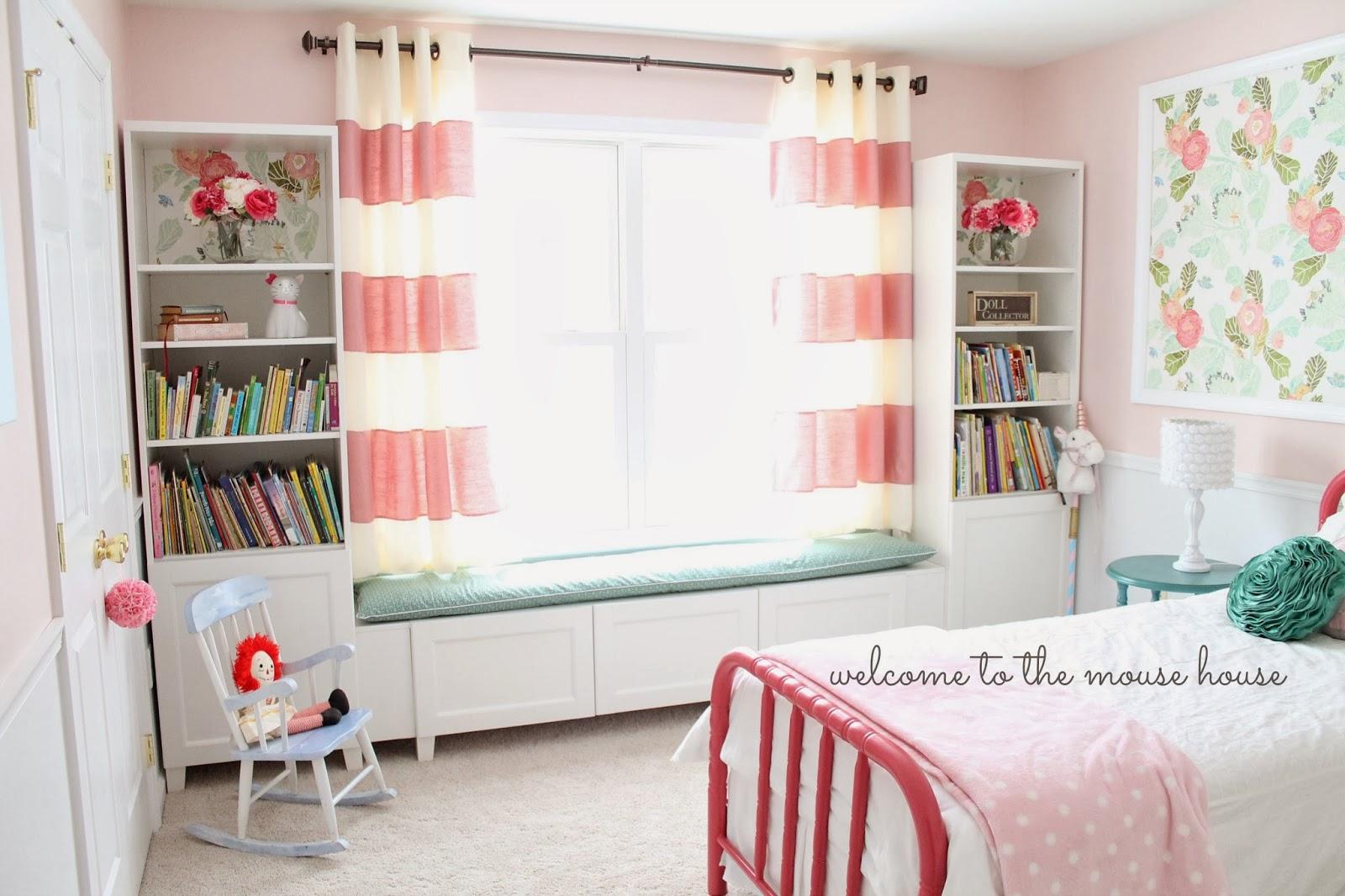 Ainsleys Anthropologie Inspired Bedroom