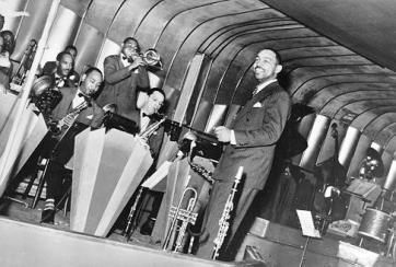 1939 - Benny Carter at the Savoy. Source: Benny Carter Collection, Riverwalk Jazz.