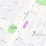 Google Maps: Screen Shot of Savoy Park taken 2017-12-30