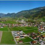 Uderns_im_Zillertal-aereal