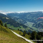 paragliding in Zillertal