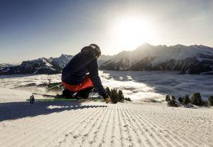 Zillertal ski