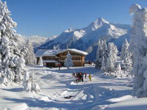 Gschösswandhaus Hütte - Mayrhofen