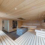 Kosis Hotel sauna
