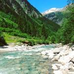 Tristenbach Alm landscape hiking